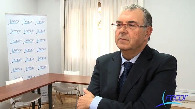 Entrevistamos a Maciste Argente, nuevo presidente de Fecor