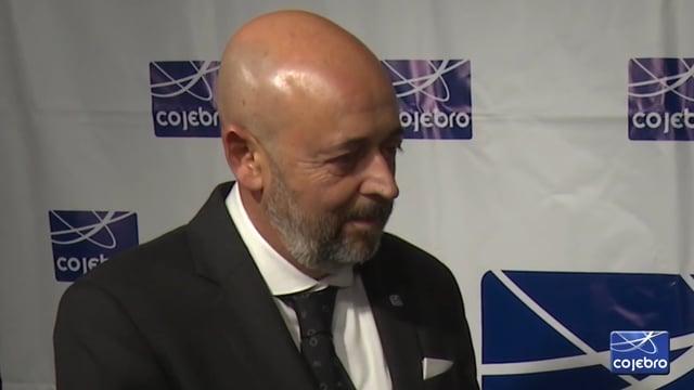 Entrevistamos a Luis Mena, vicepresidente primero de Cojebro