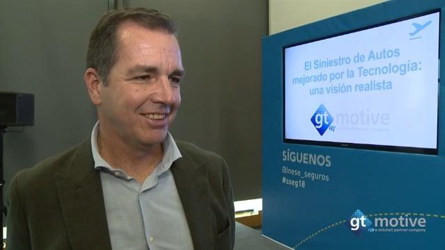 Entrevistamos a Pepe Castelo, director general de GT Motive