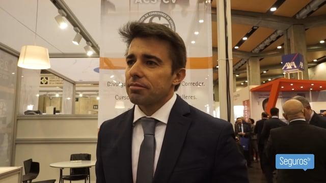 Álvaro Olmos nos cuenta sus planes al frente de ACS-CV