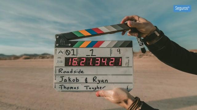 Seguros de cine: Así se asegura un rodaje