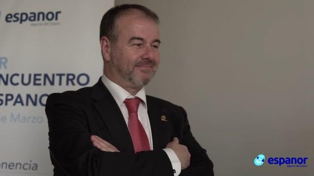 Entrevistamos a Tomás Rivera, consejero delegado de Espanor