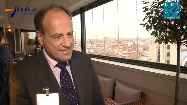 Entrevistamos a Alfredo Arán, director general Negocios Globales y Corredores de MAPFRE Iberia