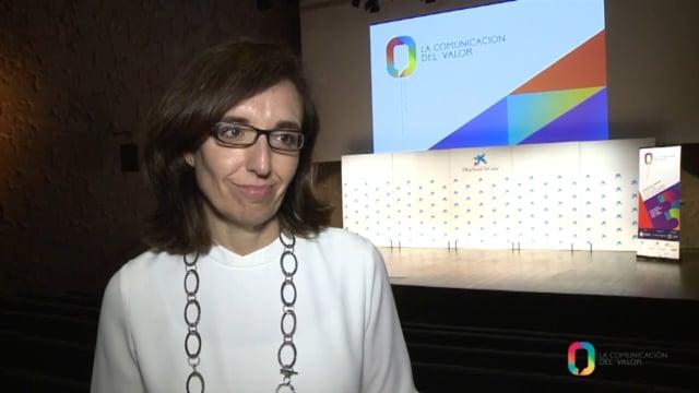 Ana Gascón desvela la receta de la RSC de Coca Cola