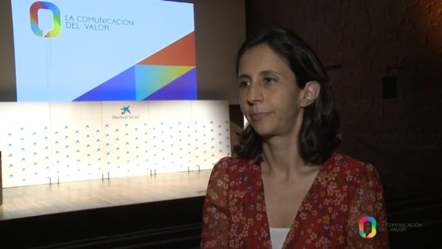 Entrevista a Macarena Gasalla, responsable de RSC de la Fund. Univ. San Pablo CEU