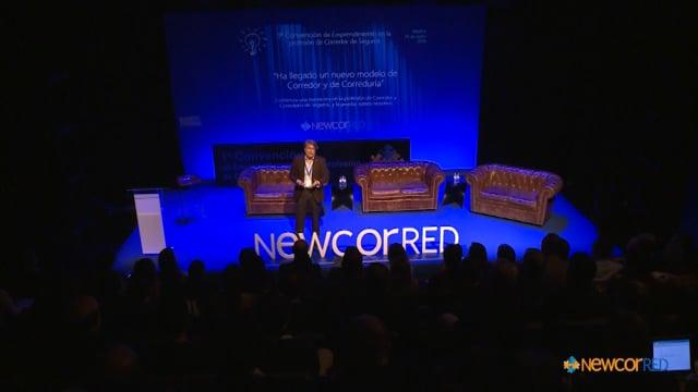 Vuelve a ver: Newcorred reivindica el papel emprendedor de los nuevos corredores de seguros