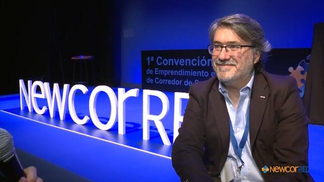 Entrevistamos a Jorge Campos, presidente de Newcorred