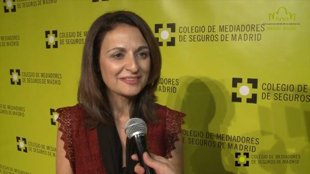 Vuelve a ver la entrevista a Cristina del Ama, directora general de Allianz Seguros