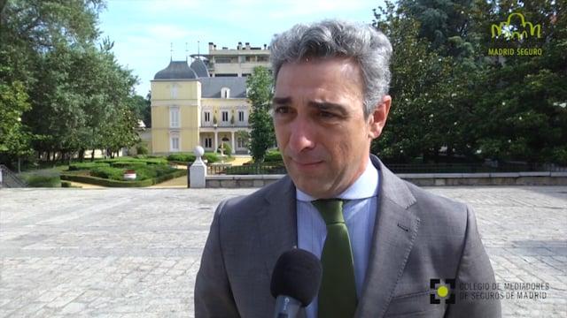 Entrevistamos a Javier Ruiz (Comunidad de Madrid)