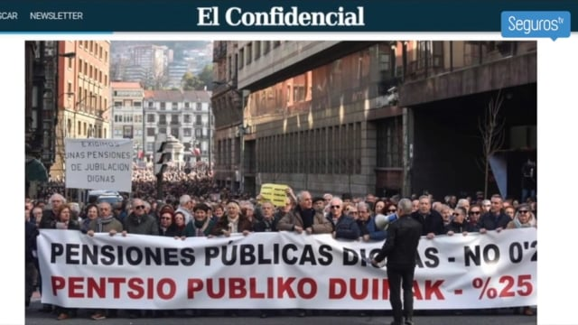 Por si te lo perdiste: El Pacto de Toledo tiene en su mano el futuro de las pensiones