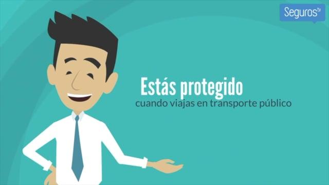 Así funciona el seguro obligatorio de viajeros del transporte público