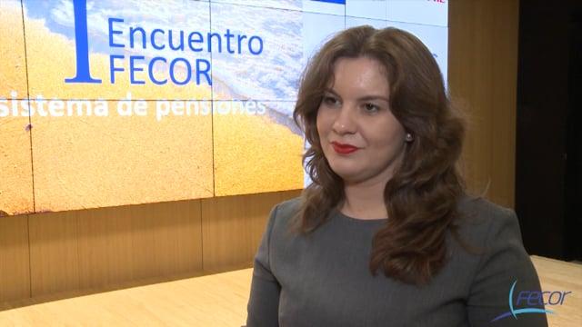 Entrevistamos a Cristina Gutiérrez, directora gerente de Fecor