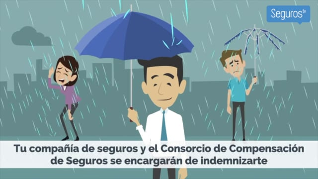 Información útil para los afectados por las lluvias torrenciales e inundaciones