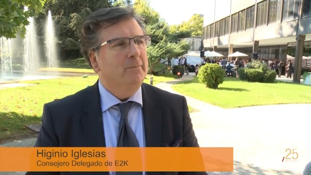 Entrevistamos a Higinio Iglesias, consejero delegado de E2K