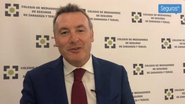 Entrevistamos a José Luis Mañero, presidente del Colegio de Zaragoza y Teruel