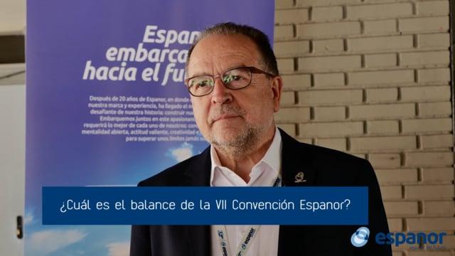 Entrevistamos a Guillermo Arenas, director gerente de Espanor