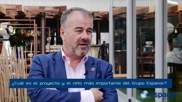 """""""Nuestro proyecto más importante es conseguir la unificación de la marca"""""""