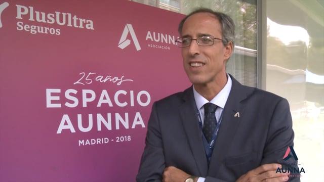 Entrevistamos a Ricardo Quintana, director gerente de Aunna Asociación