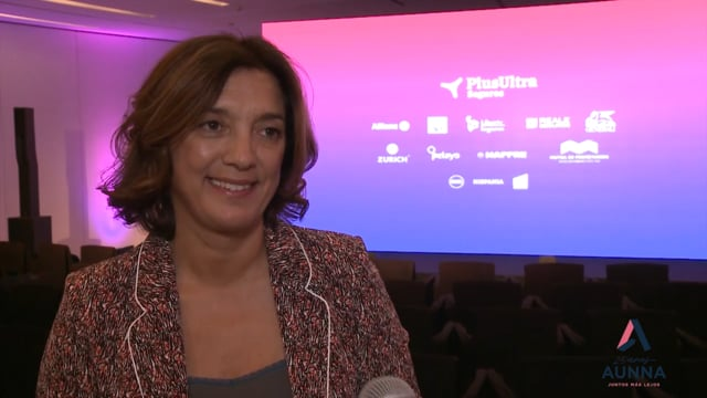 Entrevistamos a Mónica Pons, presidente de Aunna Asociación