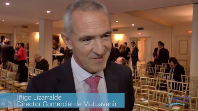 Entrevistamos a Íñigo Lizarralde, director comercial de Mutuavenir