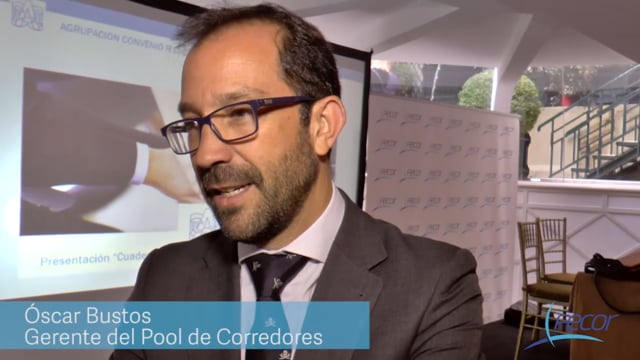 Entrevistamos a Óscar Bustos, gerente del Pool de Corredores