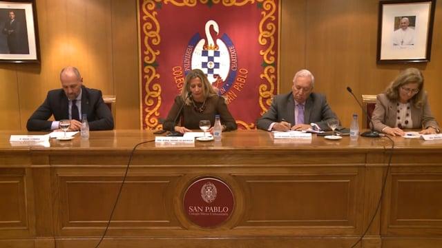Así fue el acto de entrega de diplomas a los alumnos de la promoción 2017-18 del Colegio de Madrid