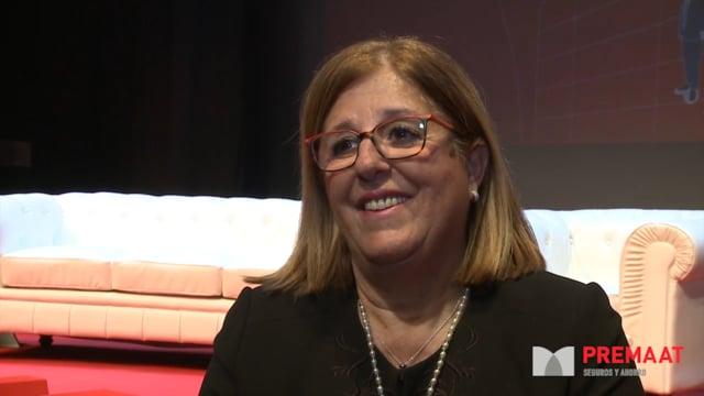 """Carmina Homs: """"Tienes mil oportunidades en el sector de la mediación"""""""