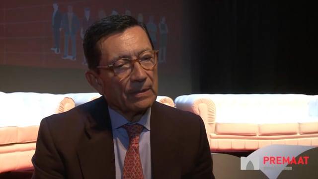 Entrevistamos a Eladio García Reina, uno de los galardonados en los II Premios Premaat
