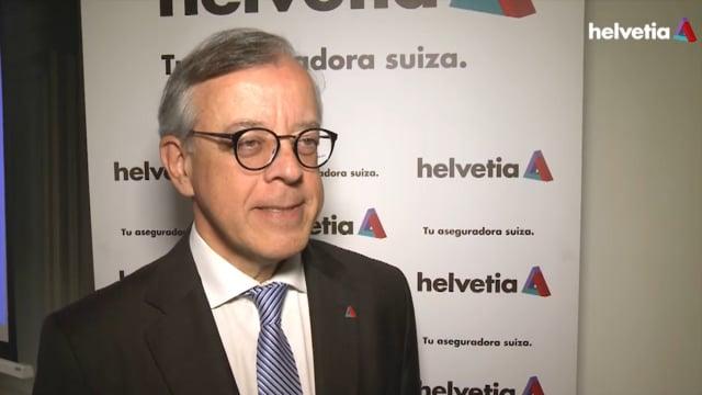 Entrevistamos a Javier García, director de Marketing y Responsabilidad Corporativa de Helvetia Seguros