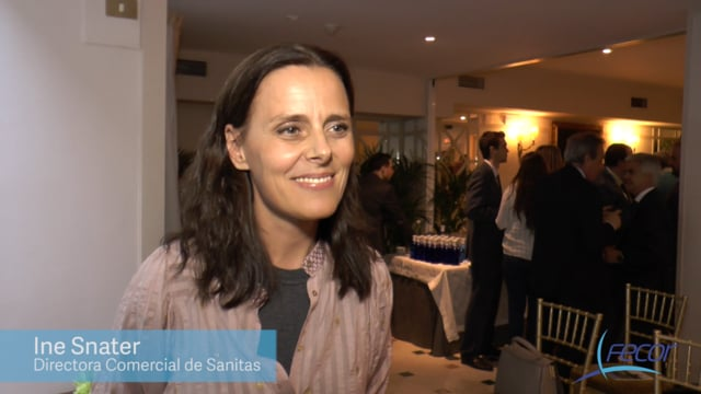Entrevistamos a Ine Snater, directora comercial de Sanitas