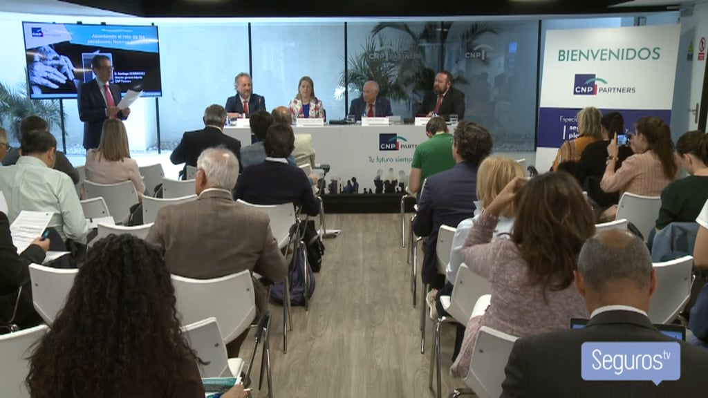 CNP Partners aborda el reto de las pensiones junto a Novaster