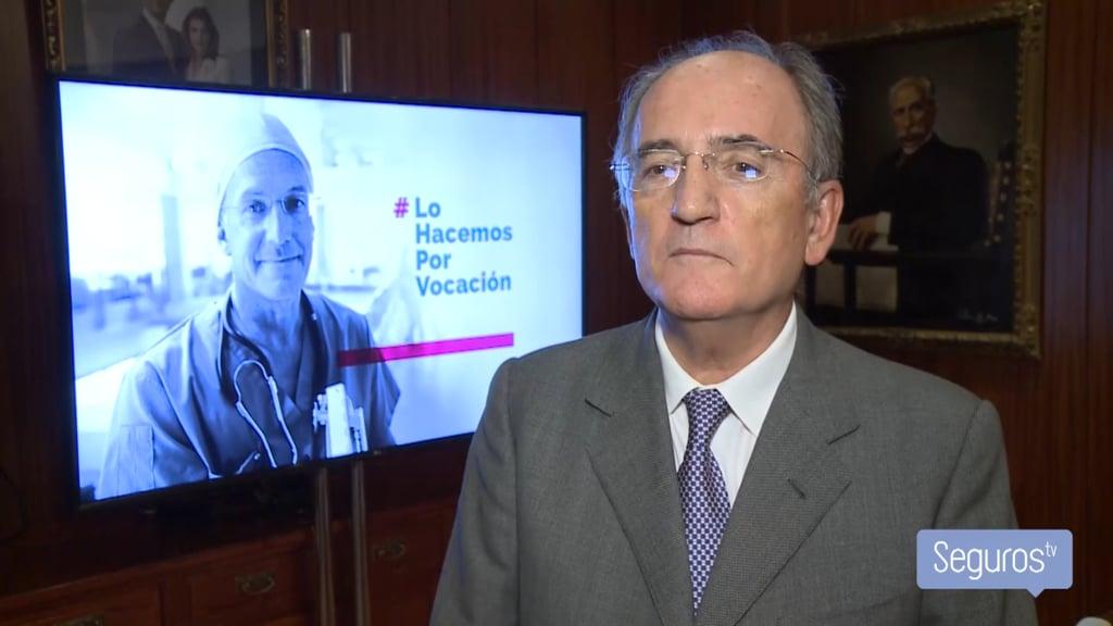 Entrevistamos a Fidel Campoy, director general de Salup