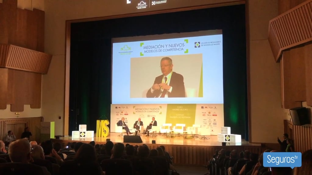 El V Foro Madrid Seguro debate sobre el futuro de la mediación