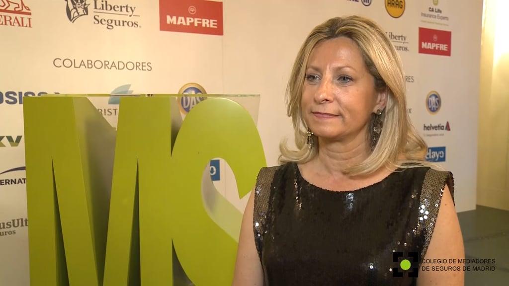Entrevistamos a Elena Jiménez de Andrade, presidenta del Colegio de Madrid