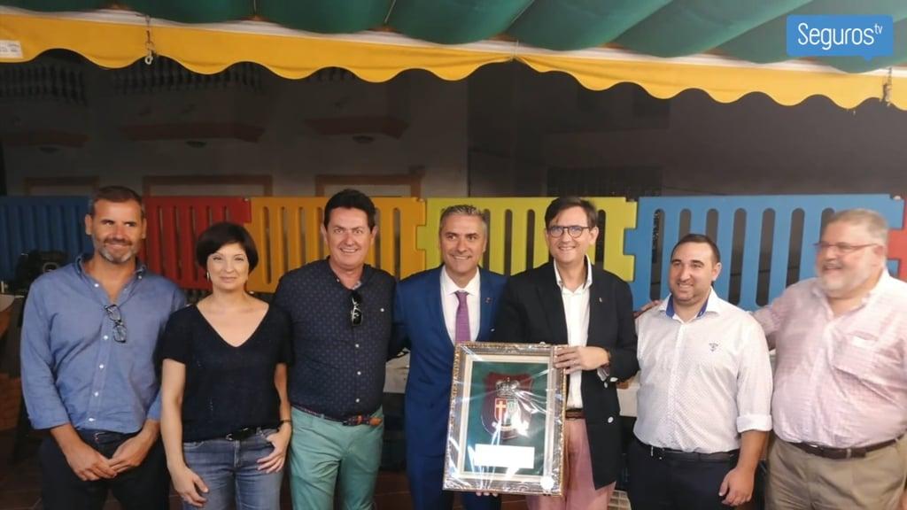 El Colegio de Málaga recibe el Premio Ajoblanco 2019