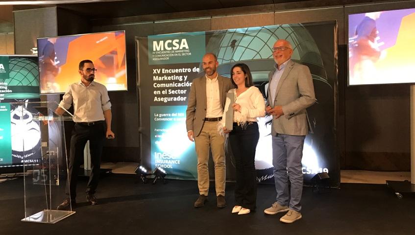 Ya queda menos para los Premios #MCSA20