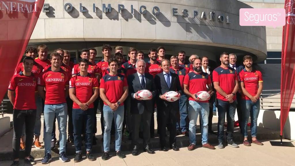 Generali renueva su apuesta por el rugby