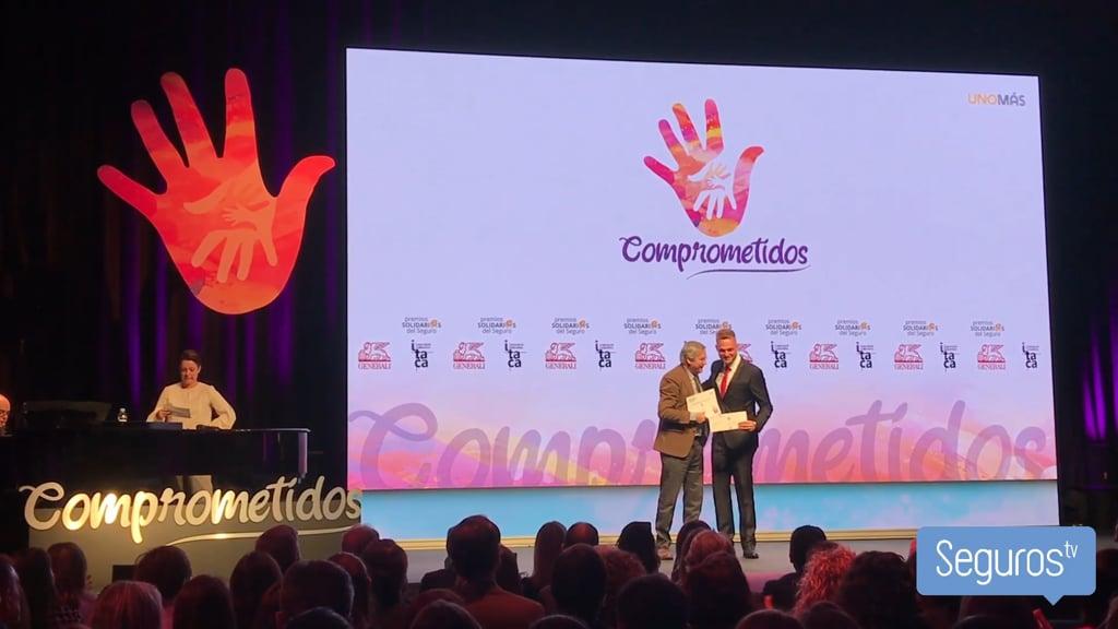 El seguro se vuelca con la infancia en los Premios #SolidariosdelSeguro