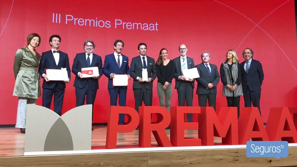 Los III Premios Premaat, en un minuto