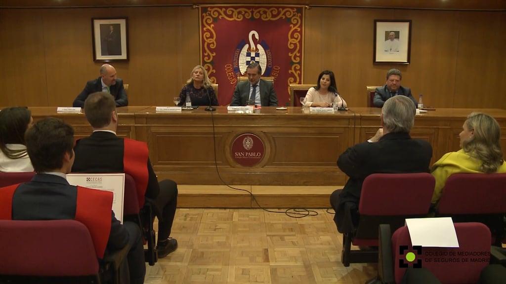 Por si te lo perdiste: El Colegio de Madrid entrega los diplomas a la promoción 2018/19