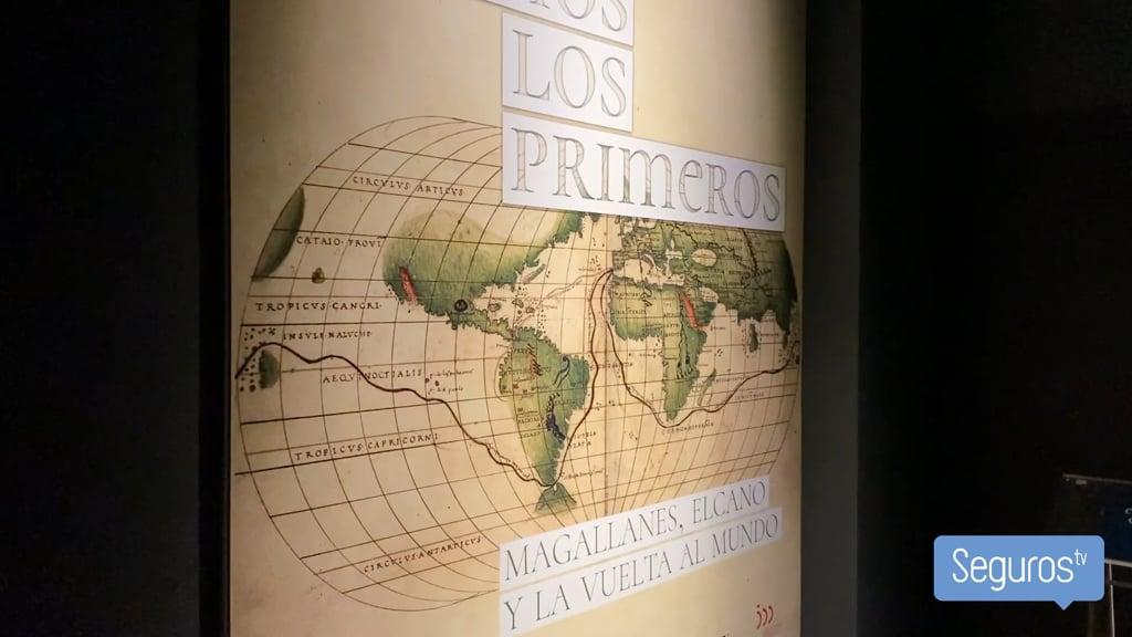Descubre la expedición de Magallanes-Elcano con el CAI