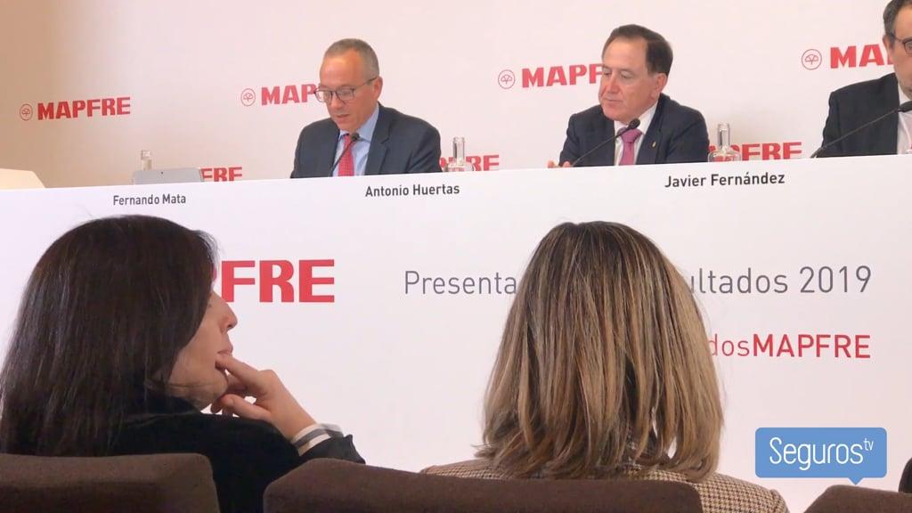 Mapfre apuesta por el crecimiento rentable en 2020