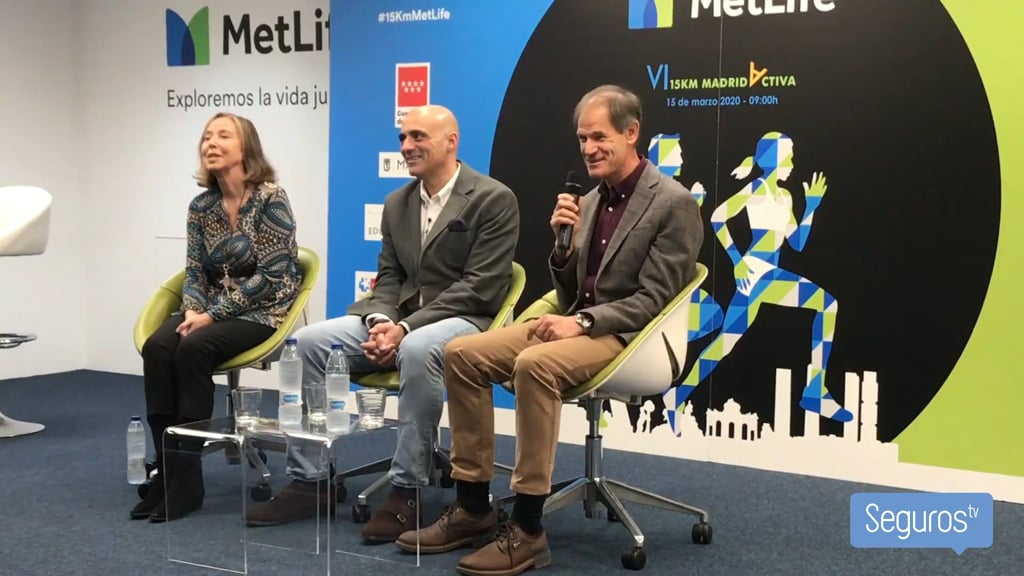 La 15 km MetLife Madrid Activa busca 5.000 corredores