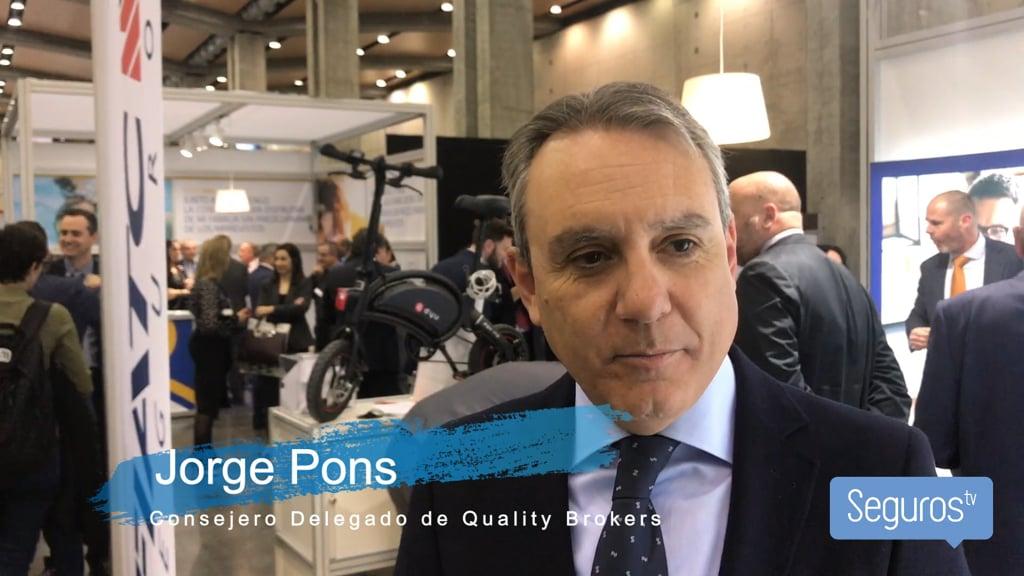 Jorge Pons (Quality Brokers) se atreve con nuestra entrevista +Personal