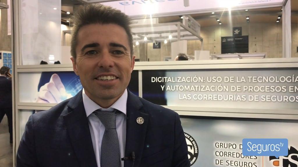 Álvaro Olmos (ACS-CV) responde nuestro cuestionario +Personal