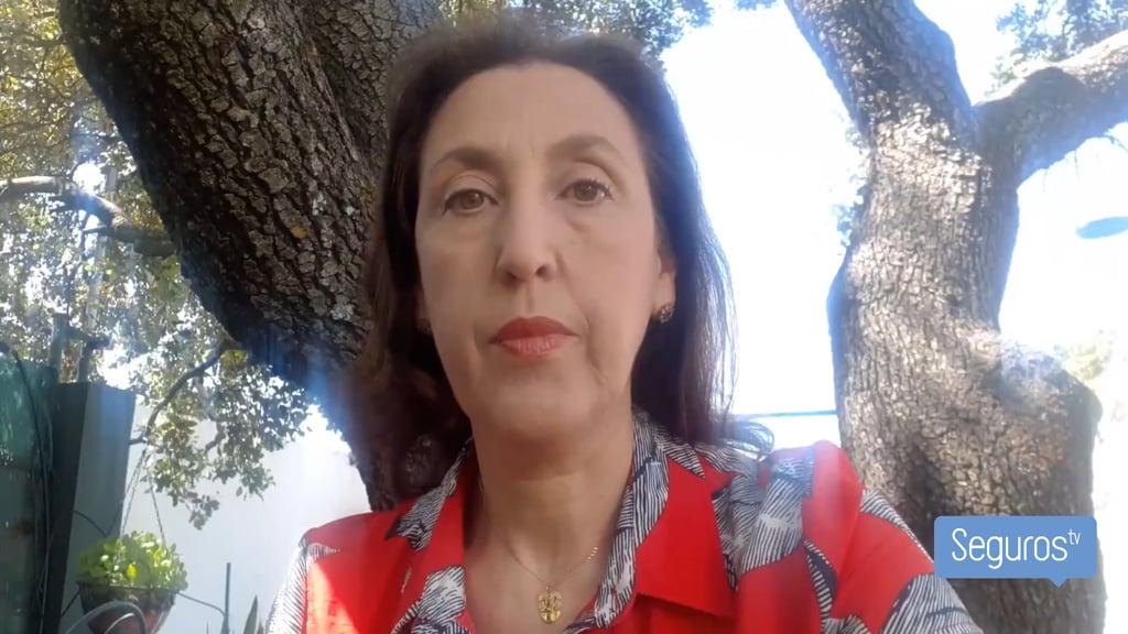 """Luz García Cajete (Mapfre): """"Lo inesperado ha venido para quedarse"""""""
