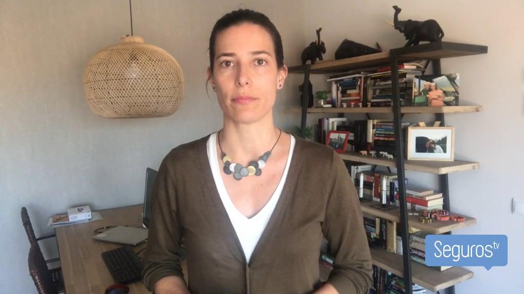 """Vuelve a ver: Laura Gallach (Allianz): """"En una situación como la actual es vital la transparencia"""""""