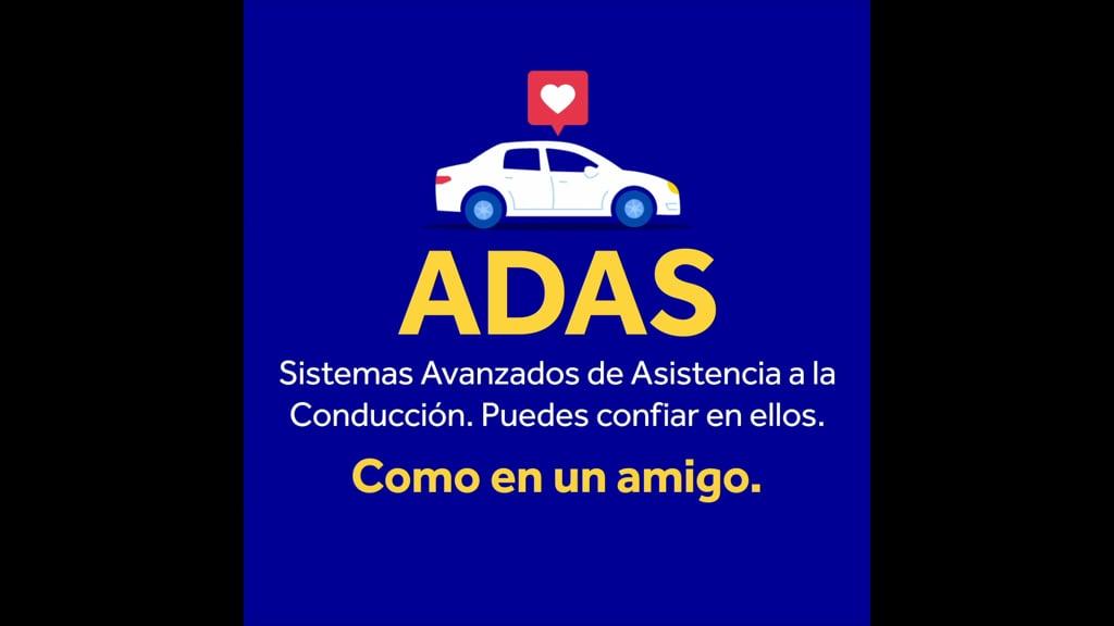 ¿Qué son los ADAS y cómo te ayudan en la conducción?