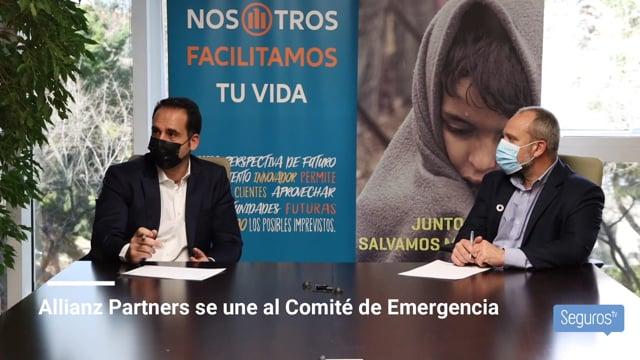 Allianz Partners se alía con el Comité de Emergencia