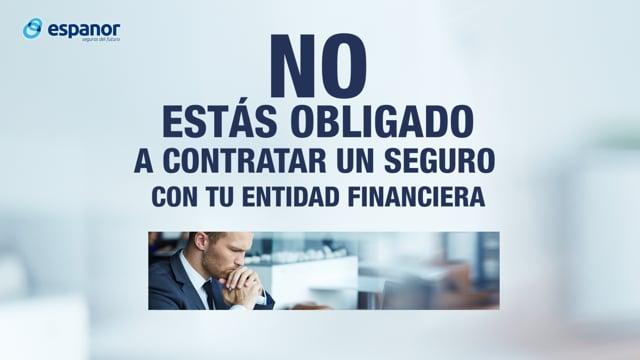 Espanor pone en valor a los corredores frente a los banca seguros